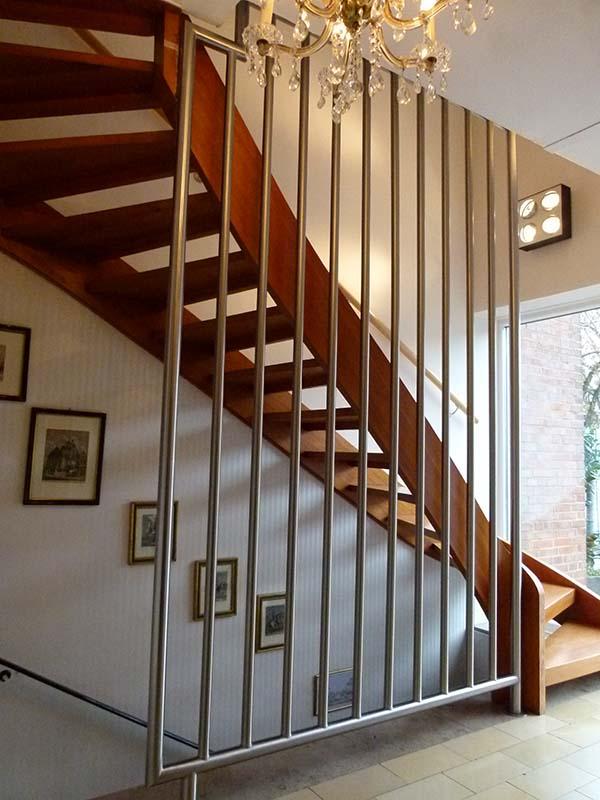 treppenharfe metallbau thome gmbh. Black Bedroom Furniture Sets. Home Design Ideas